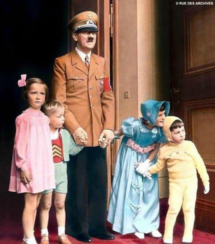 Народная любовь: 10 фотографий известных политиков с детьми 0 1cfe57 4dea9595 XL
