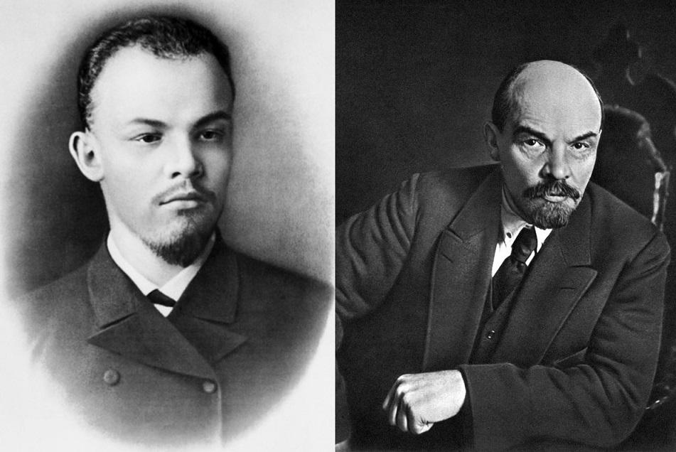 Выпускник Симбирской гимназии Владимир Ульянов.