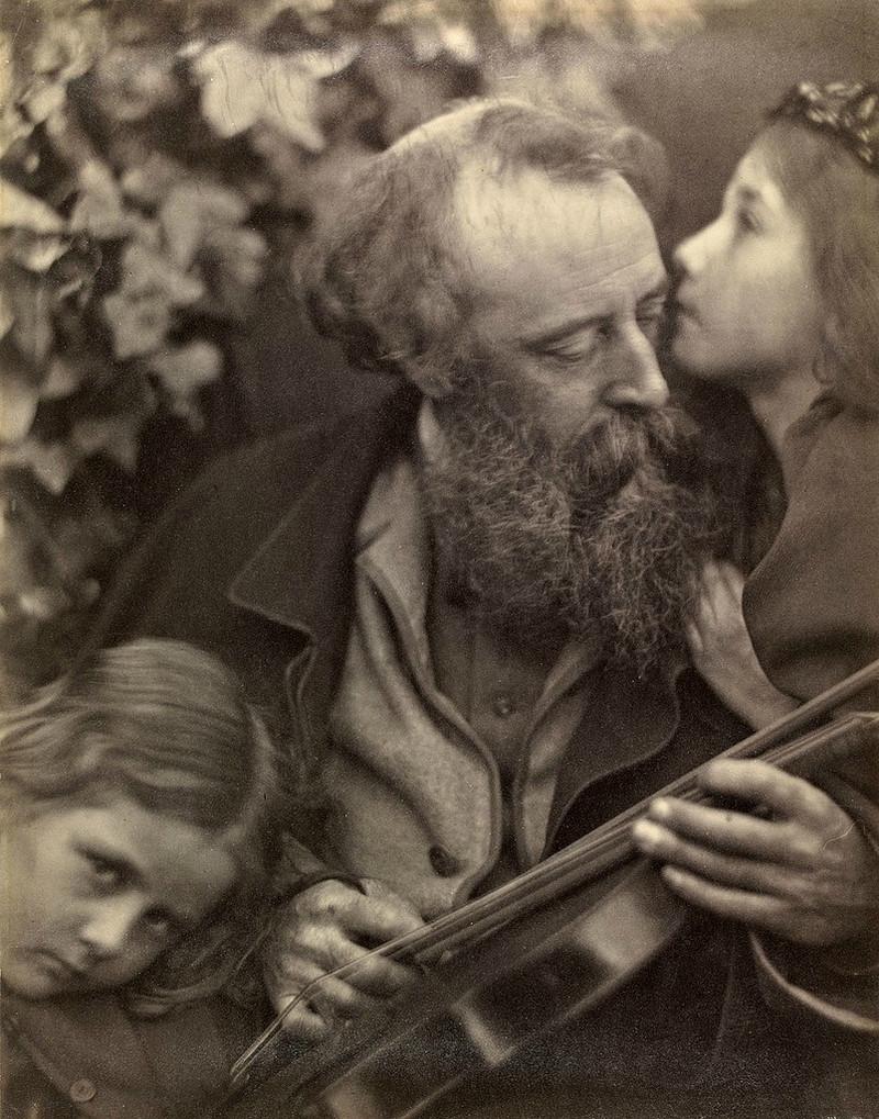 Джулия Маргарет Камерон – английский фотограф викторианской эпохи (15 фото)
