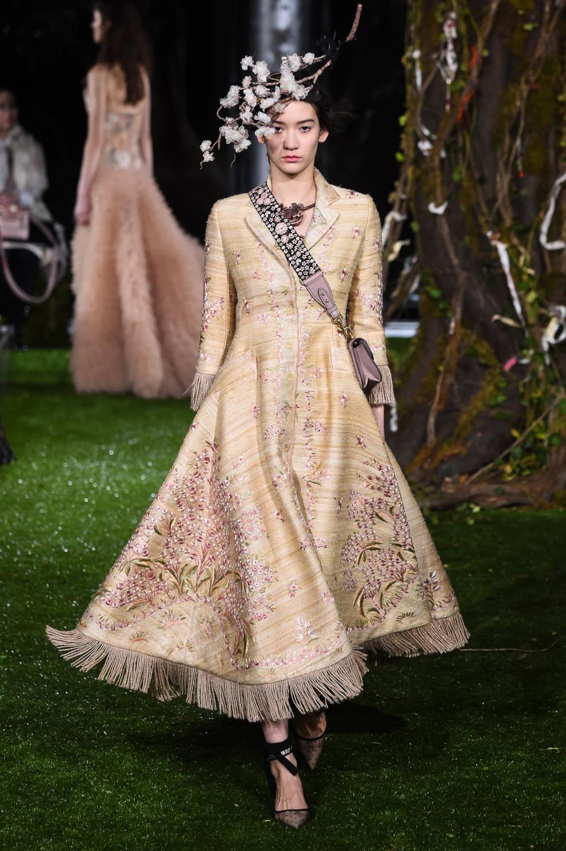 Японская коллекция Christian Dior