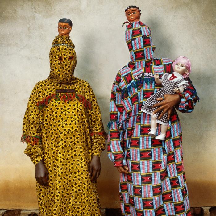 Кросс-Ривер, Нигерия. Западно-Африканский Маскарад.