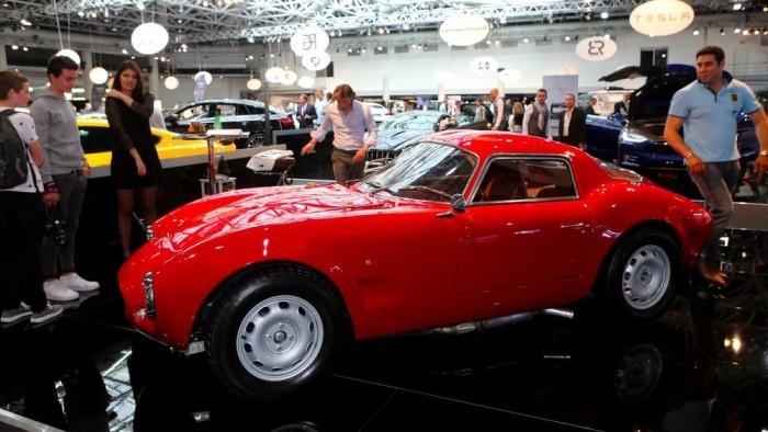 Сегодня спортивные и гоночные автомобили середины прошлого столетия принято считать настоящей класси