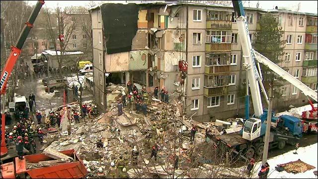 Взрыв газа вЯрославле. Гендиректору Яргазсервис предъявили обвинение