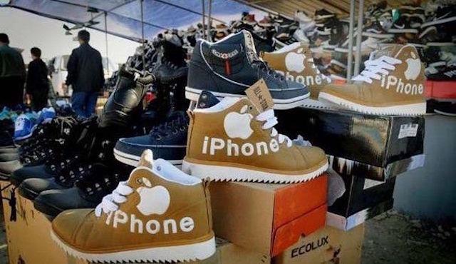 Apple проиграли всуде китайской компании, использующей бренд iPhone