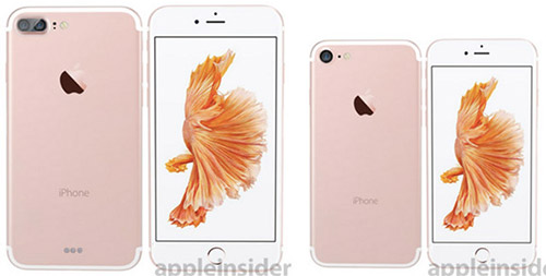 Новая линейка телефонов iPhone 7 получит версию с256 ГБпамяти