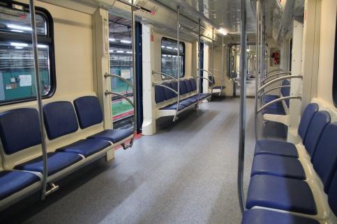 НаТаганско-Краснопресненскую линию вышли 96 новых вагонов