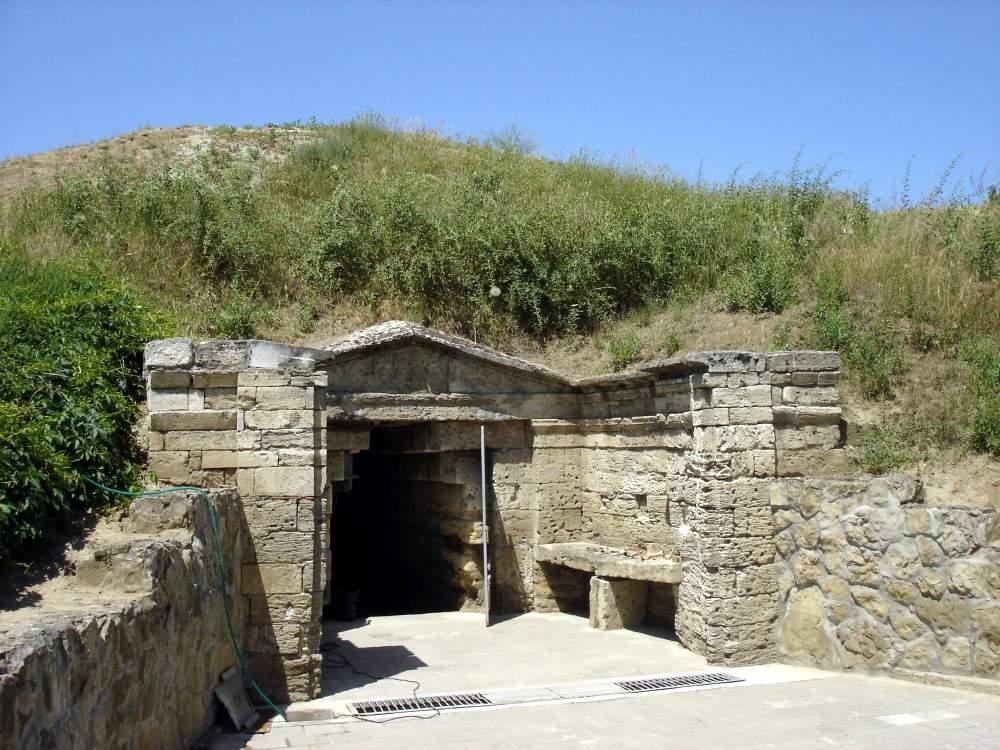 Могила (поховання)