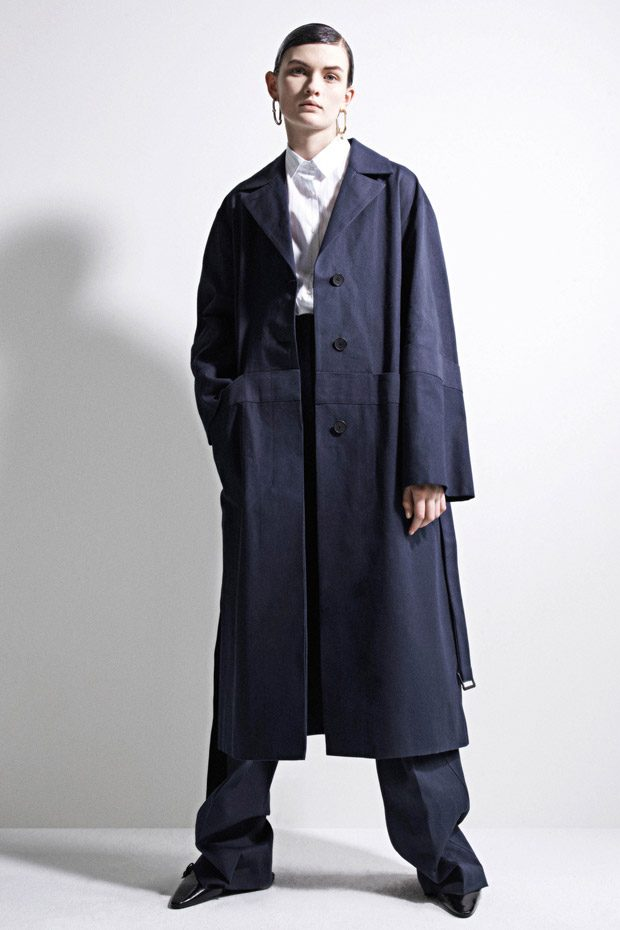 Jil Sander Pre-Fall 2017 Womenswear Collection
