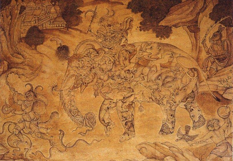 +06-Composite-elephant--Mughal--reign-of-Akbar--c.-1590_900.jpg