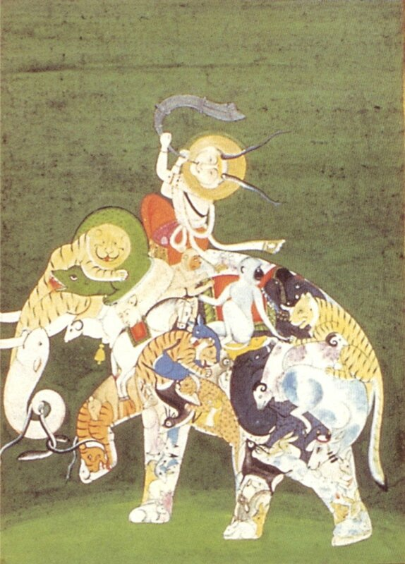 +08-Demon-riding-composite-elephant--Bikaner-Jodhpur--Rajasthan--1770-1800.jpg