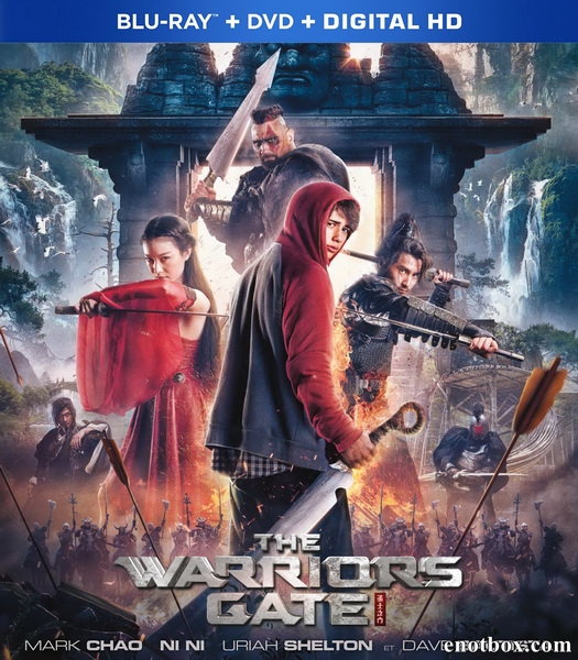 Врата воинов / Warriors Gate (2016/BDRip/HDRip)