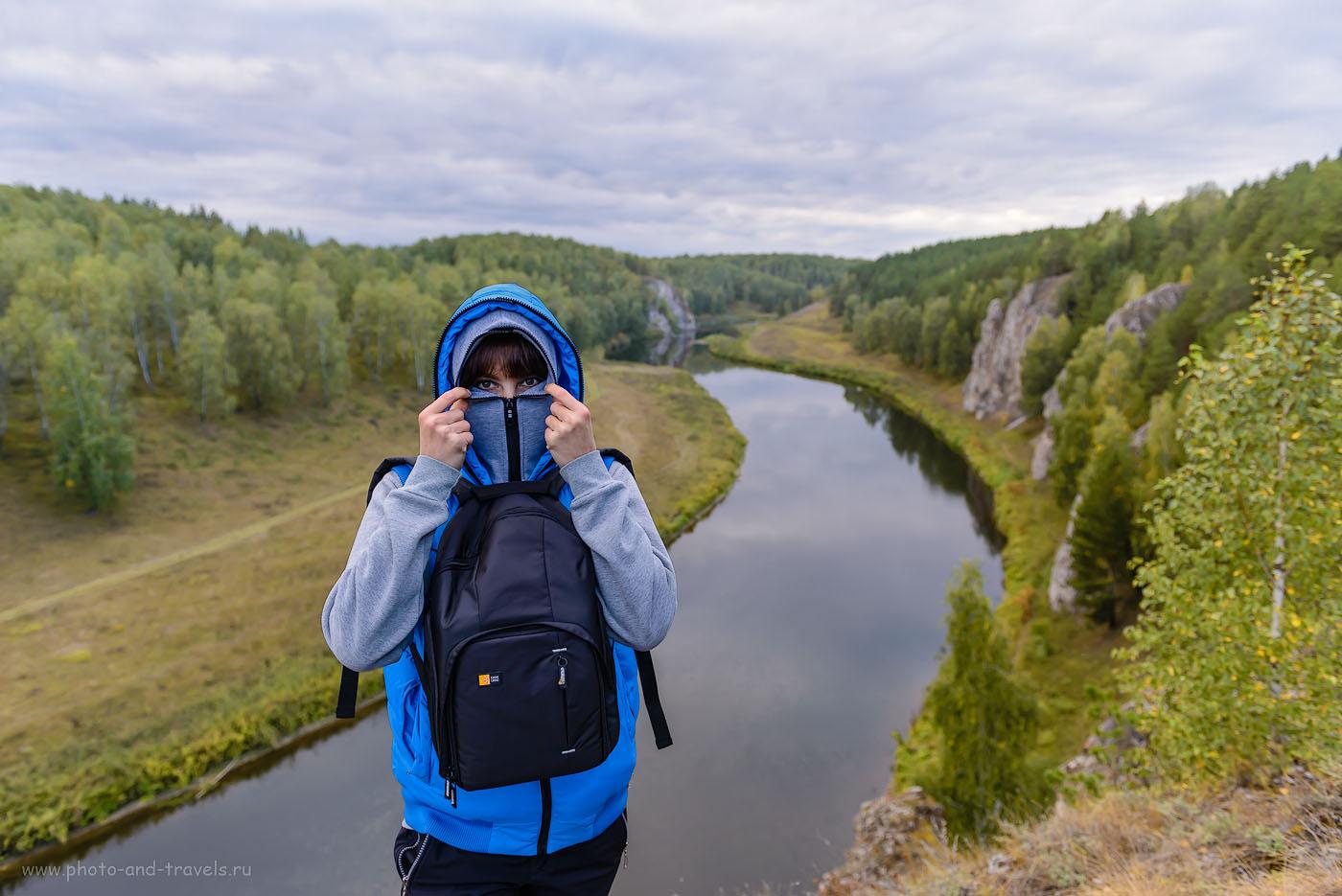 Фотография 20. Испытание рюкзака для фотоаппарата в реальных условиях.