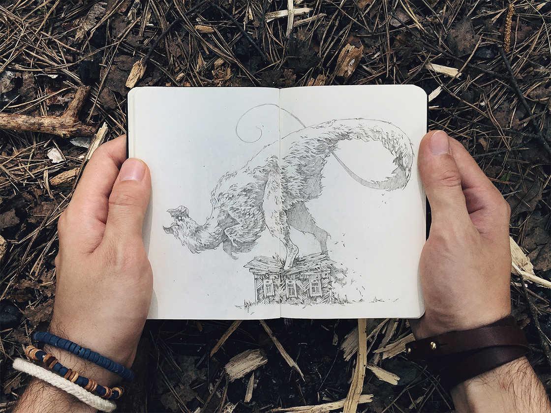 Heartless - Les creatures fantastiques de l'illustrateur Ivan Belikov