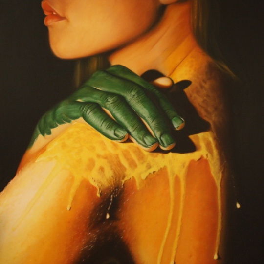 Realistic Paintings by JKB Fletcher
