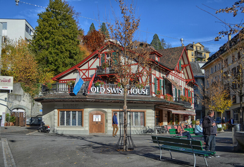 OLD SWISS HAUSE