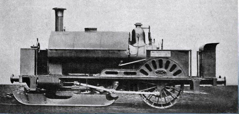 Локомотив «Рюрик», построенный на фирме «Нельсон энд Компани», 1860 год.jpg