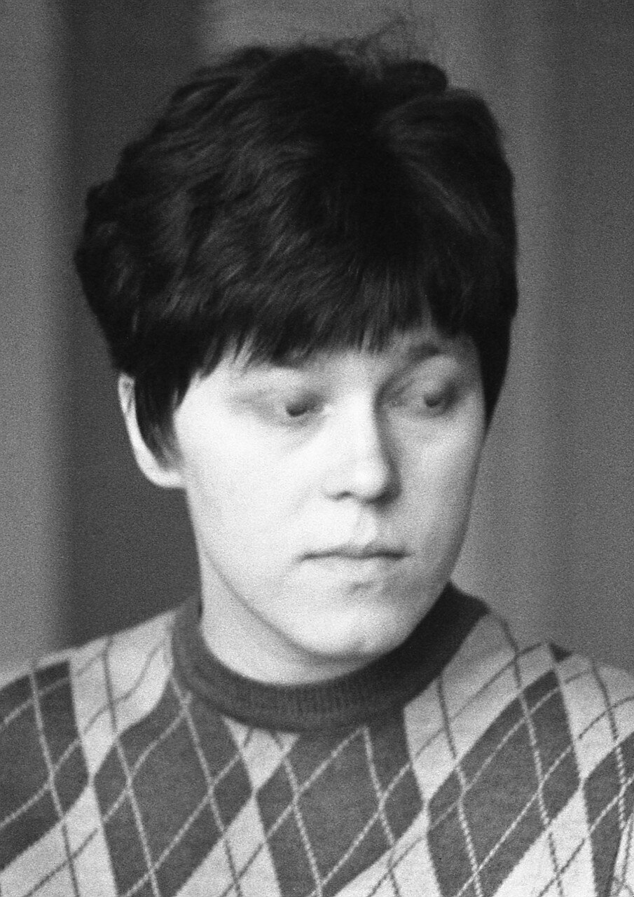 19. Галя Горовенко