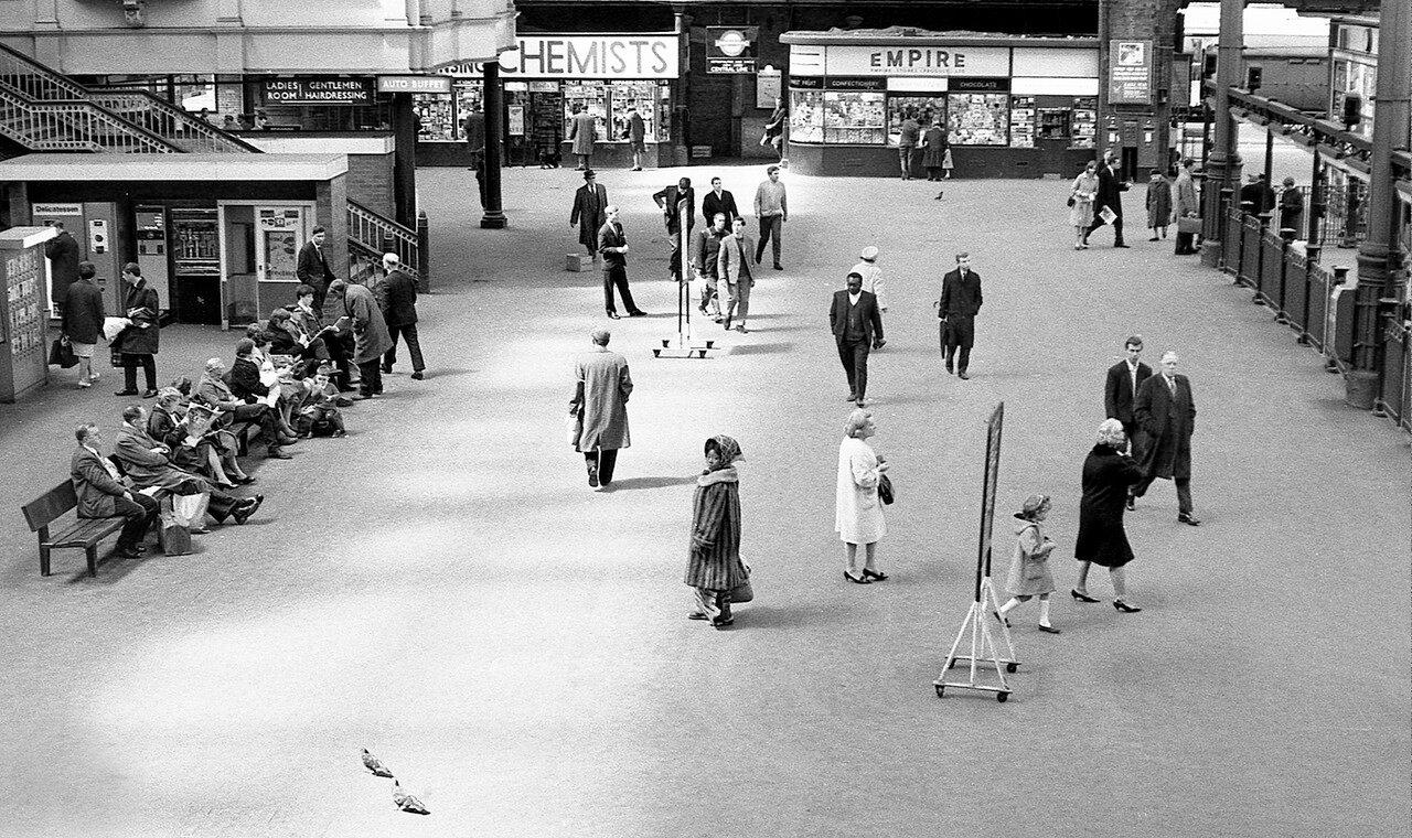 Станция «Ливерпуль-стрит»
