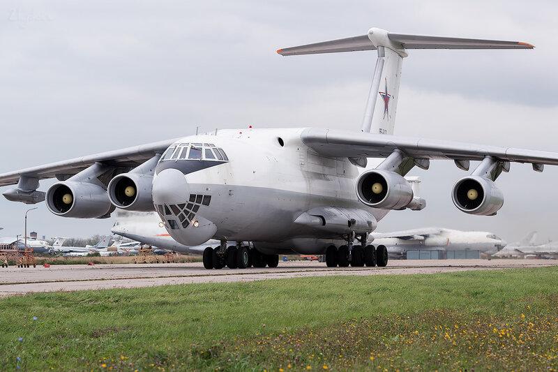 Ильюшин Ил-78М (RF-94270 / 32 синий) ВВС России D802718a