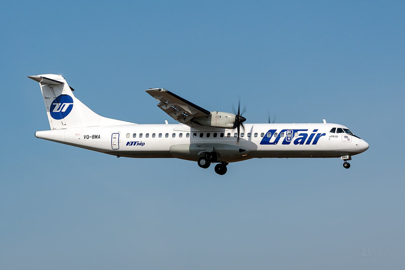 ATR 72-212A (VQ-BMA) ЮТэйр DSC_3671