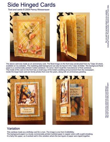 шаблоны открыток