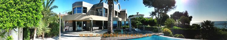 Вилла в Calpe, вилла в Кальпе, вилла люкс, современная вилла, дом в Кальпе, вилла в Испании, недвижимость в Испании, дорогая вилла в Испании, вилла на Коста Бланка, Costa Blanca, Calpe, CostablancaVIP, частный пляж, вилла с собственным пляжем