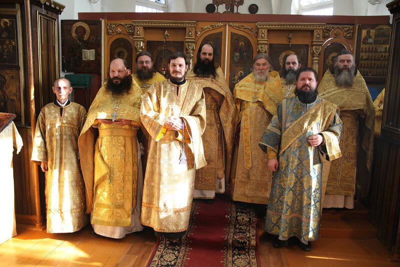 Местнопочитаемый праздник Всем скорбящим Радость Пресвятыя Богородицы 6.11.2013