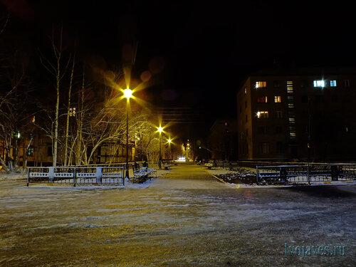 Фото города Инта №6091  Чайковского 5 и 3 09.10.2013_20:05