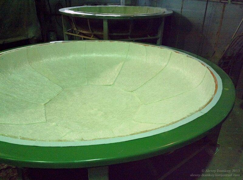 Производство пластиковой крышки
