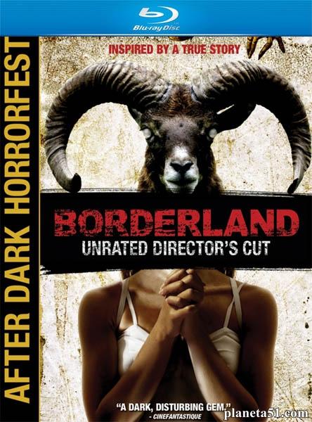 За гранью страха / Borderland (2007/HDRip)