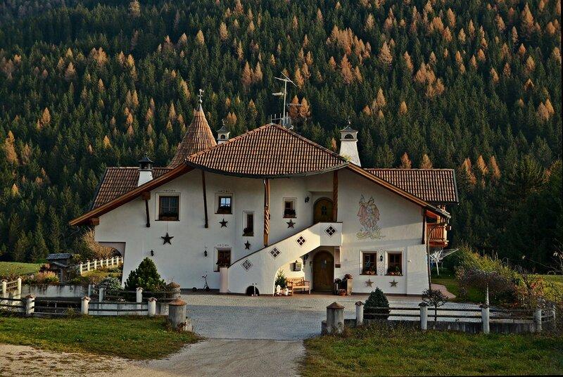 Дом, где поселилась сказка