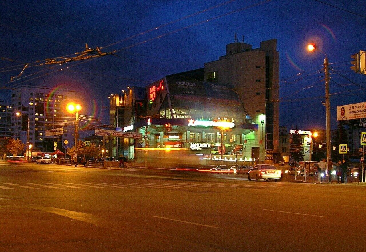 Ночной город. Челябинск (1).JPG