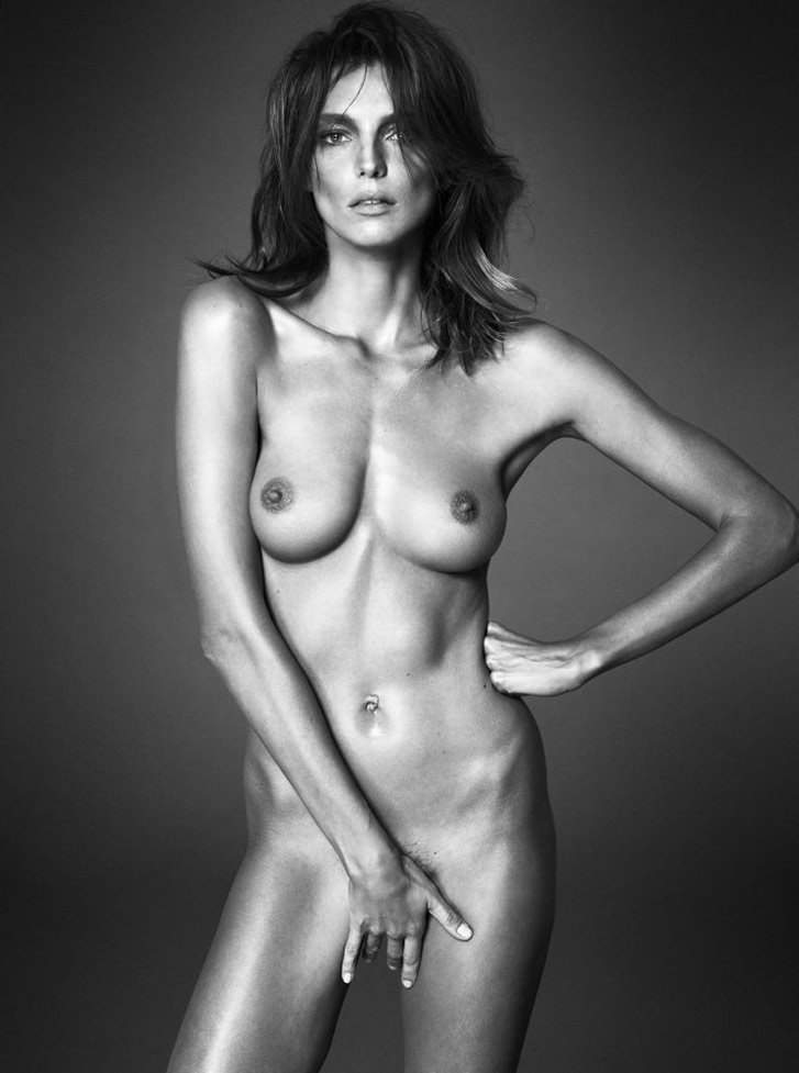 Дарья Вербовы / Daria Werbowy - The Originals by Mert Alas & Marcus Piggott - Interview Magazine september 2013
