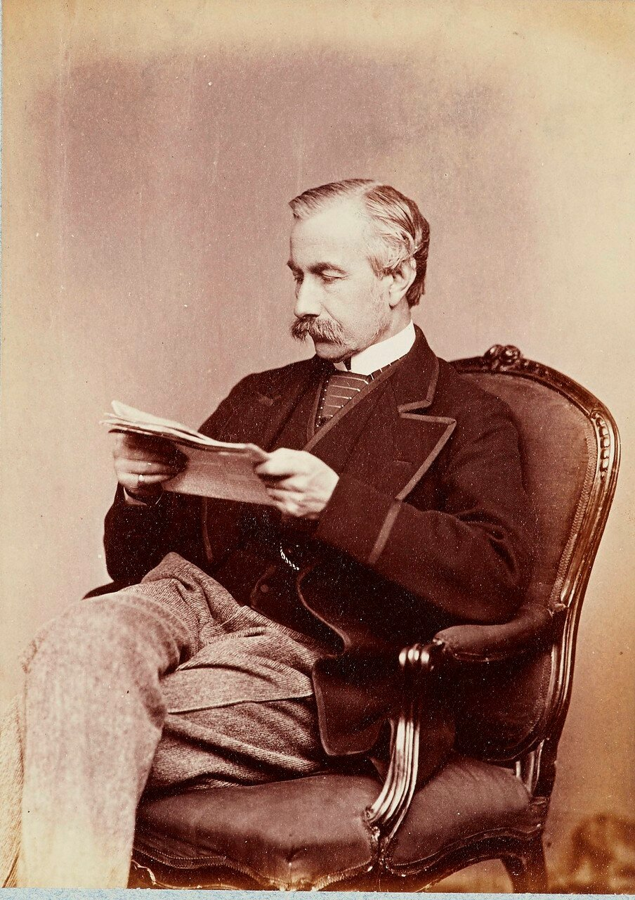 141. Достопочтенный сэр Генри Бартл Эдвард Фрер (1815-84)