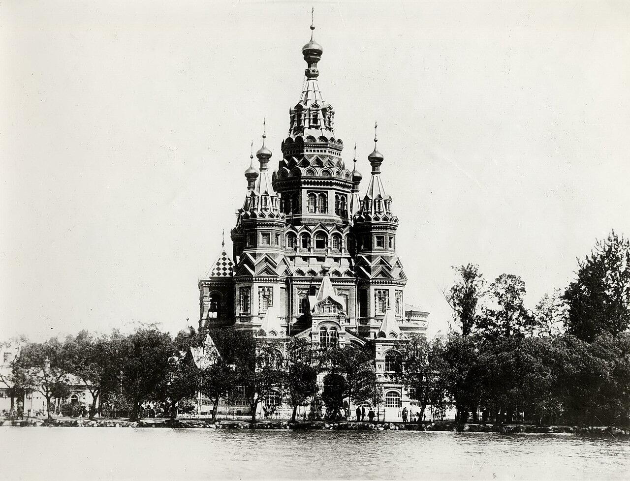 Собор Святых Петра и Павла. 1896-1905 гг.