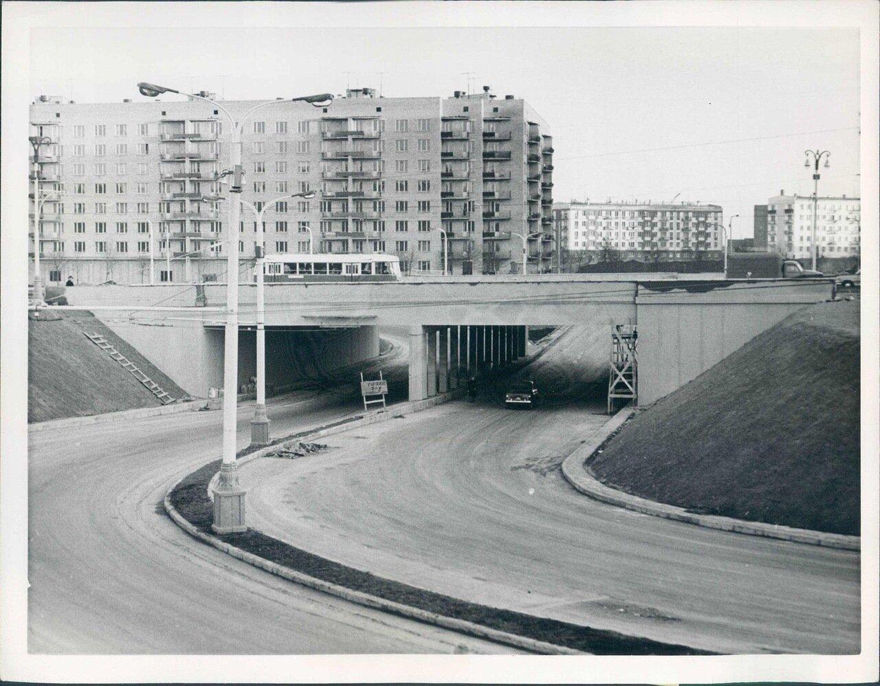 1961. Новый облик Москвы