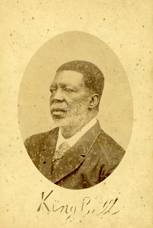 Ндумбе Лобе Белл или Король Белл (1839 - декабрь 1897) вождь народа Дуала в Южном Камеруне в период, когда немцы создавали свою колонию