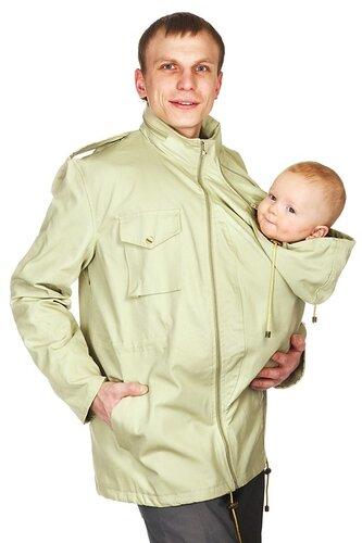 """слингокуртка мужская Мать-ехидна"""""""