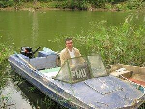 Поехали порыбачим?