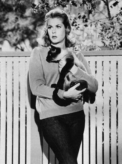 Elizabeth Montgomery as Samantha in <Bewitched>