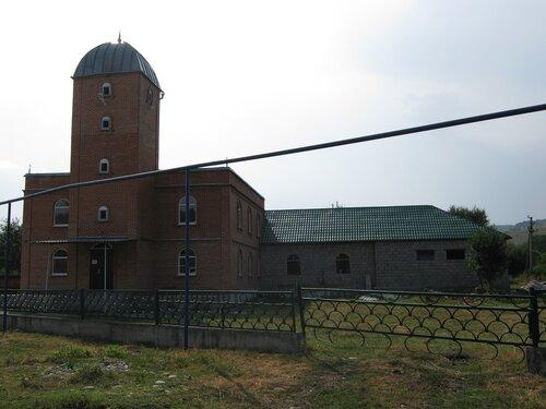 Мечети Мира. Мечети Осетии. Мечеть с.Лескен.