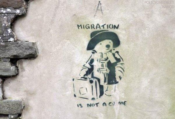 Миграция - это не криминал