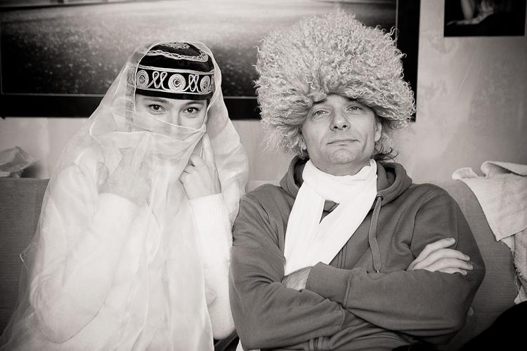 МК Сергея Айрона 2-3 октября 2010 СПб