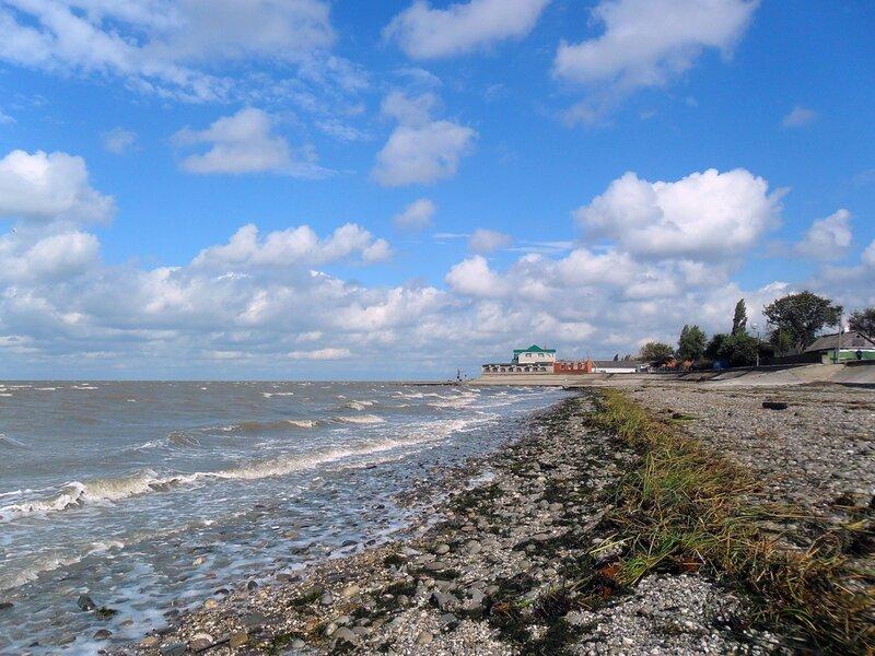 Море, ветер, облака