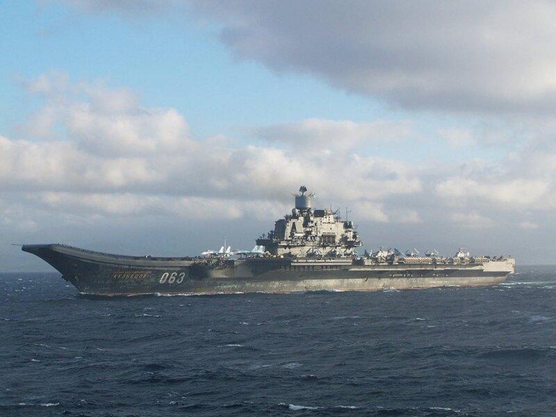Тяжелый авианесущий крейсер проекта 1143.5