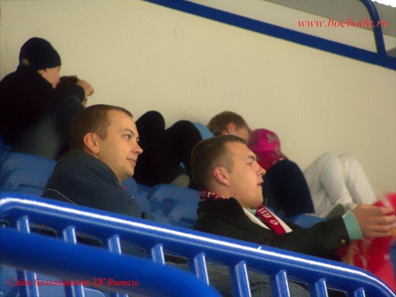 Фото с матча Русские Витязи - Атланты (часть 2)