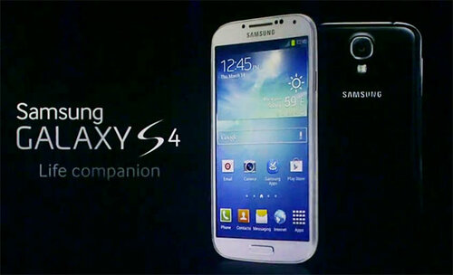 Galaxy S4 побивает все рекорды