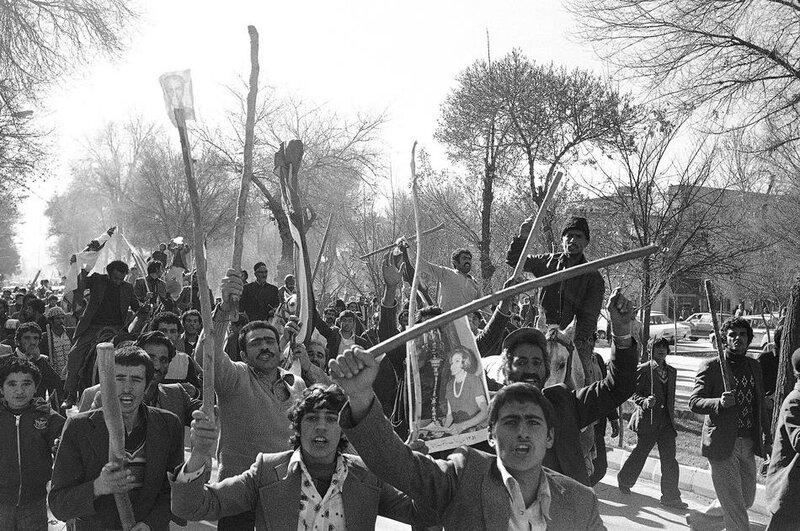Iran Revolution 1978