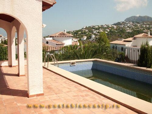 Вилла в Pego, вилла в Пего, недвижимость в Пего, вилла от банка, банковская недвижимость, недвижимость от банка, Costa Blanca, недвижимость в Испании,  CostablancaVIP