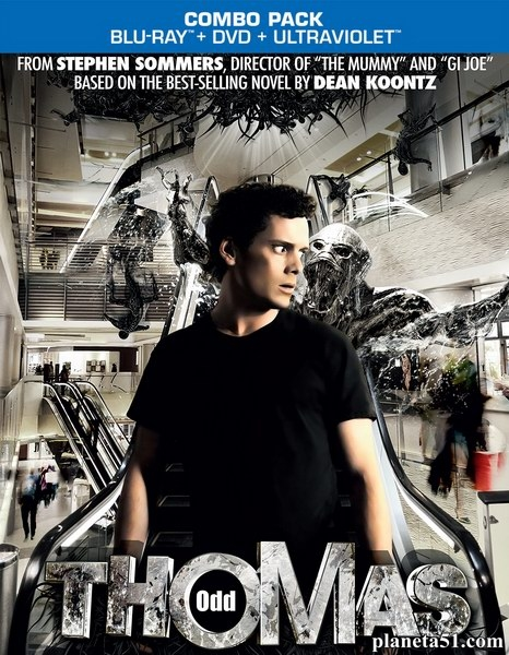 Странный Томас / Odd Thomas (2013/BDRip/HDRip)